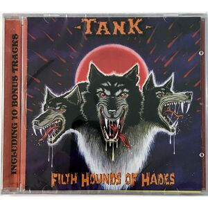Tank - Filth Hounds Of Hades CD HS 505