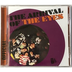 Eyes, The - The Arrival of the Eyes CD ACLN1008CD