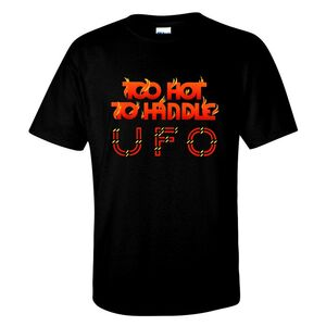 UFO - Too Hot To Handle T-Shirt T-UTH