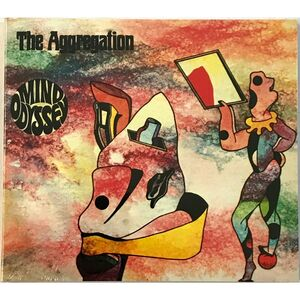Aggregation, The - Mind Odyssey CD PIC 812007-2