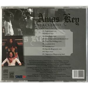 Amos Key - Keynotes CD 4035177