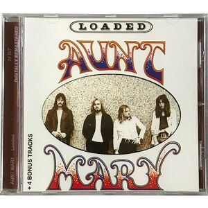 Aunt Mary - Loaded CD PL 539