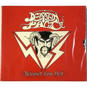 Demon Pact - Released From Hell CD HRR104CD