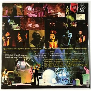Genesis - Live At The Rainbow 1973 2-LP VER 30
