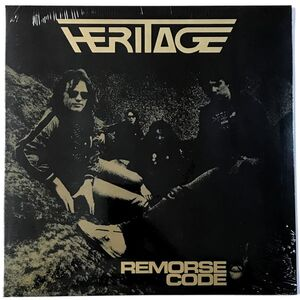 Heritage - Remorse Code LP (+7-Inch) HRR 651