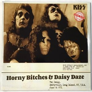 Kiss - Horny Bitches & Daisy Daze 2-LP LV 101
