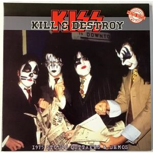 Kiss - Kill & Destroy 2-LP LV 102