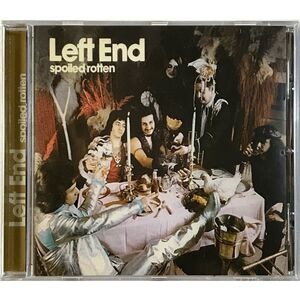 Left End - Spoiled Rotten CD WH 90364