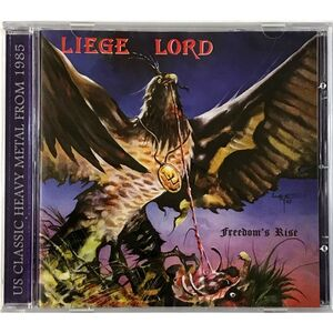 Liege Lord - Freedom's Rise CD ECL 1031