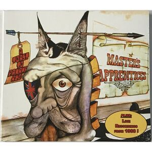 Master's Apprentices - A Toast To Panama Red CD HiflyCD14023