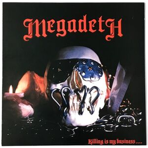 Megadeth - Killing Is My Business...And Business Is Good LP RR9786