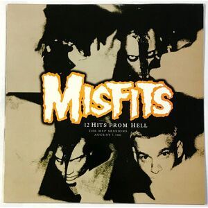 Misfits - 12 Hits From Hell : The MSP Sessions LP CAR11207LP
