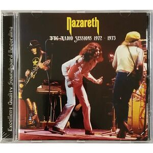 Nazareth - BBC Radio Sessions 1972-1973 CD AIR 34