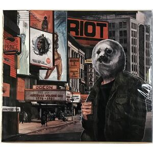 Riot - Archives Volume 1: 1976-1981 CD/DVD HRR 553 CD