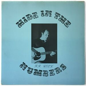 Cook, R.R. - Hide In The Numbers LP L-0004