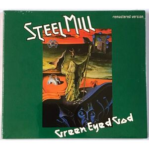 Steel Mill - Green Eyed God CD ARF 104