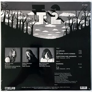 T2 - It'll All Work Out in Boomland LP ET 1006