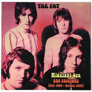 Toe Fat - Midnight Sun BBC Sessions (July 1969 - October 1970) LP VER 10