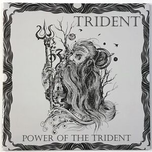 Trident - Power Of The Trident 2-LP CULTMETALTRDNTLP