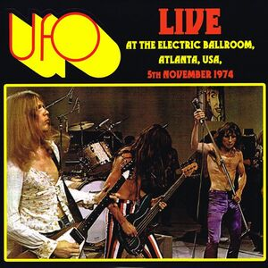 UFO - Live At The Electric Ballroom LP VER 27