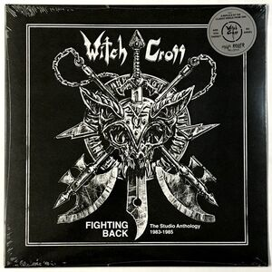 Witch Cross - Fighting Back Studio Anthology 1983-1985 LP (+7-Inch) HRR 677