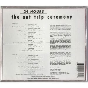 Ant Trip Ceremony - 24 Hours CD CICD-1968