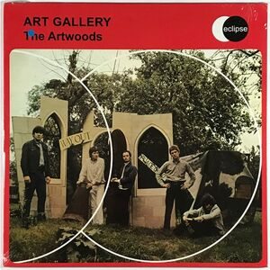 Artwoods, The - Art Gallery LP HIFLY8019