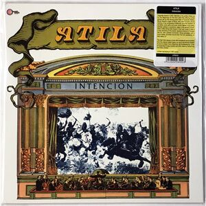 Atila - Intencion LP LPS 32