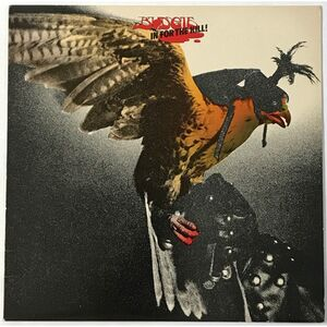 Budgie - In For The Kill LP MCF 2546