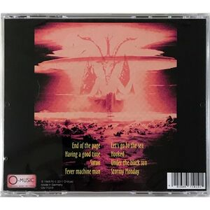 Bulbous Creation - You Won't Remember Dying CD OM71019
