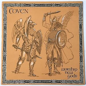 Coven - Worship New Gods LP CRO-00010
