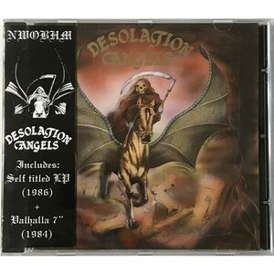 Desolation Angels - Desolation Angels CD Dust030CD
