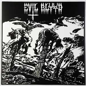 Evil Blood - Midnight In Sodom LP Dust 026