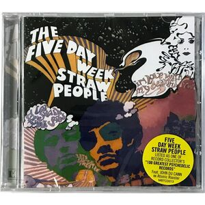 Five Day Week Straw People, The - The Five Day Week Straw People CD MBT5013