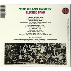 Glass Family, The - Electric Band CD Mandala287