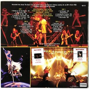 Iron Maiden - Live At Hammersmith Odeon 1982 2-LP VER 85