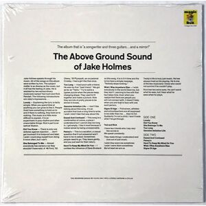 Holmes, Jake - The Above Ground Sound of LP (+CD) MBLP 1007