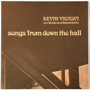 Vicalvi, Kevin - Songs From Down the Hall LP LP