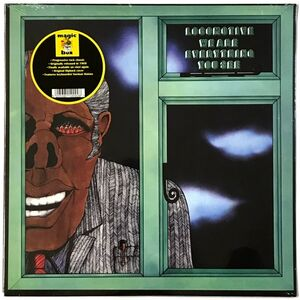 Locomotive - We Are Everything You See LP MBLP 1009
