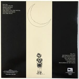Mellow Candle - Swaddling Songs LP TPT 206
