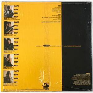 Nineteen - Missing In Action LP Exp-002