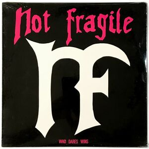 Not Fragile - Who Dares Wins LP MM55551-1