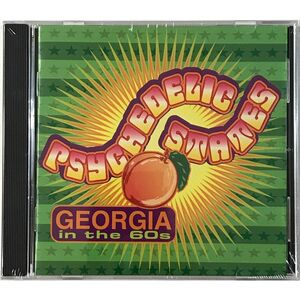 Various Artists - Psychedelic States : Georgia CD GF-177