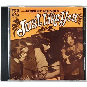 Pugsley Munion - Just Like You CD GF-143