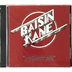 Raisin Kane - It's About Time CD CP 5829