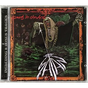 Satan - Court In The Act CD HS 503