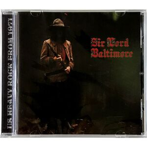 Sir Lord Baltimore - Sir Lord Baltimore CD LGR 102