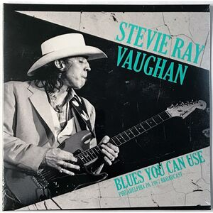 Vaughan, Stevie Ray - Blues You Can Use 2-LP PARALP0127