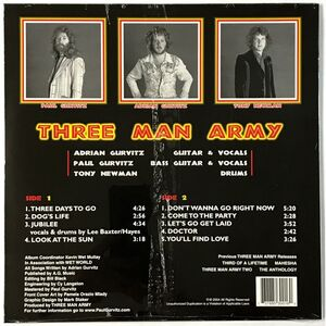 Three Man Army - 3 LP TMA-3