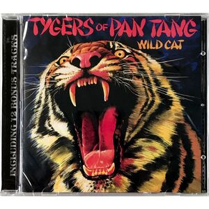 Tygers of Pan Tang - Wild Cat CD HS 501